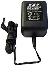 HQRP AC Adapter/Power Supply Compatible with Panasonic PQLV219 / PQLV219Z / PQLV219Y Replacement Plus Coaster