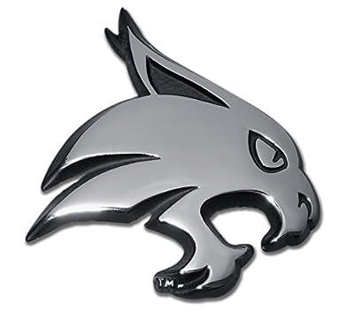 Elektroplate Texas State University (Bobcat) Emblem