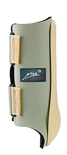 Gera 6045 Airtex Schutzgamasche, vorne, Große III/L, beige, paarweise