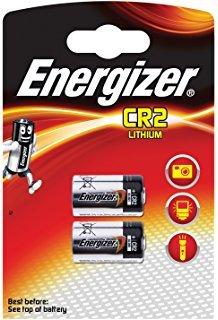 Energizer Lithium-Batterien CR2 3V–10 Stück, 5Blister mit je 2 Batterien