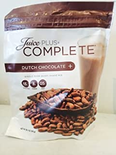 juice plus dutch chocolate
