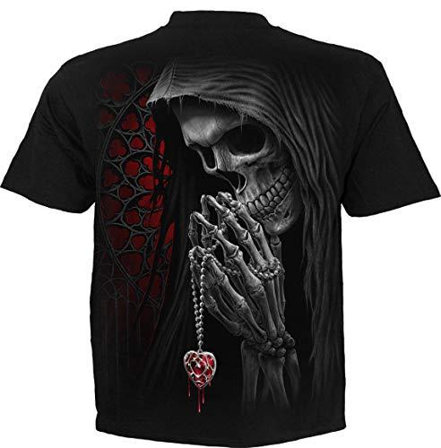 Spiral – Forbidden – T-Shirt Black