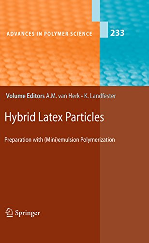 Hybrid Latex Particles: Preparation with (Mini)emulsion Polymerization (Advances in Polymer Science Book 233) (English Edition)