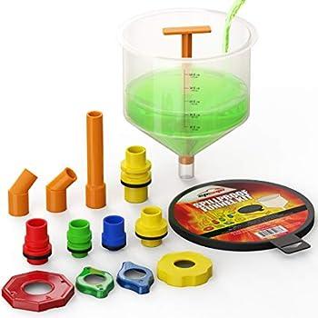 coolant funnel kit