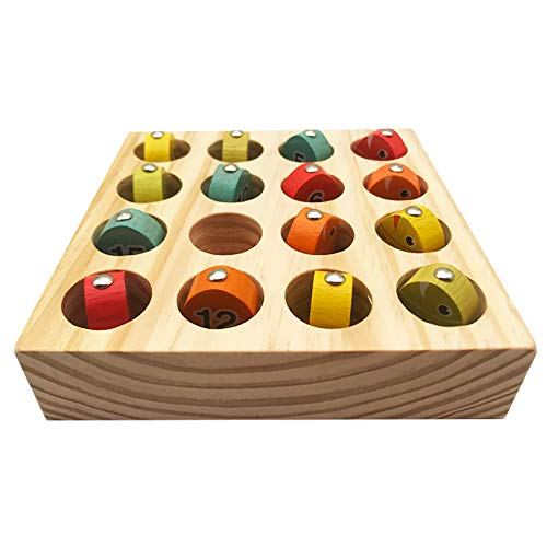 LYY Spaß Interaktiv Angeln Spielzeug für Kinder und Kleinkinder Magnetic 1 2-3 Jahre alt Baby Früherziehung Puzzle Intelligenz Gehirn Jungen und Mädchen Spielzeug Die Beste Wahl für Kinder