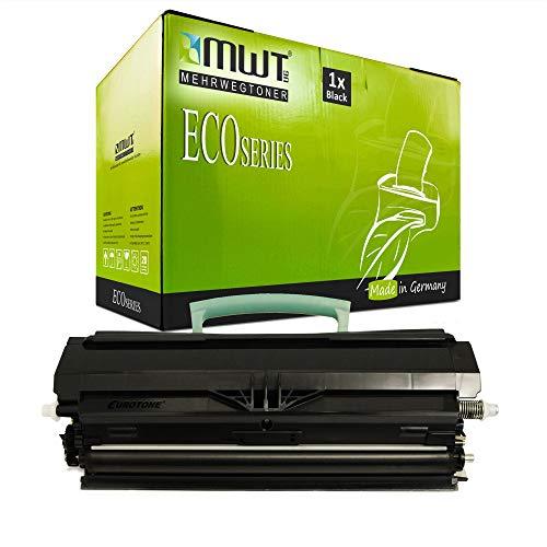 1x MWT Toner für Dell 1720 DN n ersetzt 593-10240 GR299 Schwarz Black Cartridge Druckerpatrone