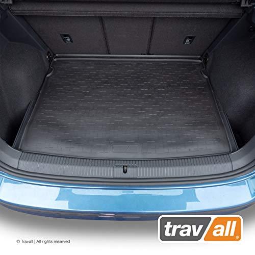 Travall® Liner Kofferraumwanne TBM1130 - Maßgeschneiderte Gepäckraumeinlage mit Anti-Rutsch-Beschichtung
