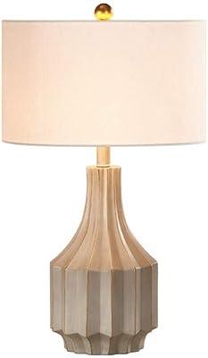 Tong Mesita de luz de la lámpara, Hierro forjado dormitorio ...