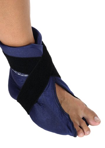 Elasto Gel Hot/Cold Wrap,foot and Ankle Wrap