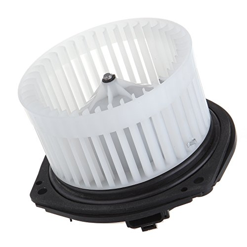 ECCPP HVAC Plastic Heater Blower Motor for Cadillac ABS w/Fan Cage fit for 2002-2005 for Buick LeSabre /2002-2005 for Cadillac Deville /2002-2004 for Cadillac Seville /2002-2003 for Olds Aurora