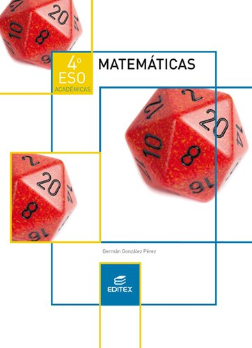 Matemáticas 4º ESO Académicas (LOMCE) (Secundaria) - 9788490787564