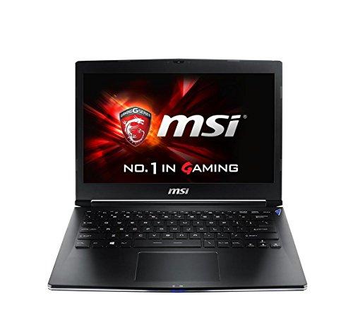 0013F1-SKU4 - GS30-2M16SR2 I7-4870HQ Full HD 3D (1920x1080)/ 33.8 cm (13.3')/ 16 GB RAM (2x 8 GB)/ Intel Core i7-4870HQ (6M Cache, up to 3.70 GHz)/ Win 8.1/ Intel Iris Pro-Grafik 5200/ 256 GB SSD GB HDD/ SATA/ kein Laufwerk/ WLAN 802.11a/b/g/n/ac, Bluetooth/ Webcam: Ja