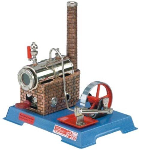 00006 - Wilesco D 6 - Dampfmaschine