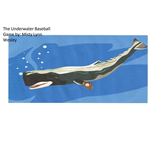 The Underwater Baseball Game audiobook cover art