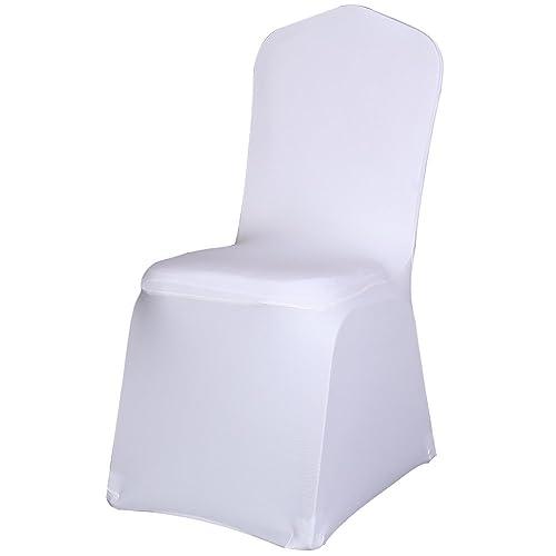 Enjoyable Wedding Chair Covers Amazon Com Pabps2019 Chair Design Images Pabps2019Com