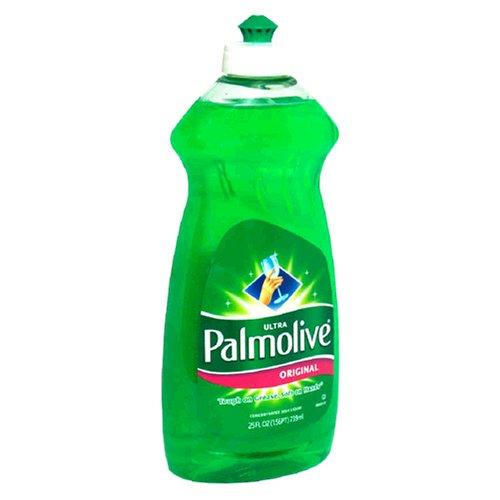 Ultra Palmolive Original Dishwashing Soap, 25 Oz.