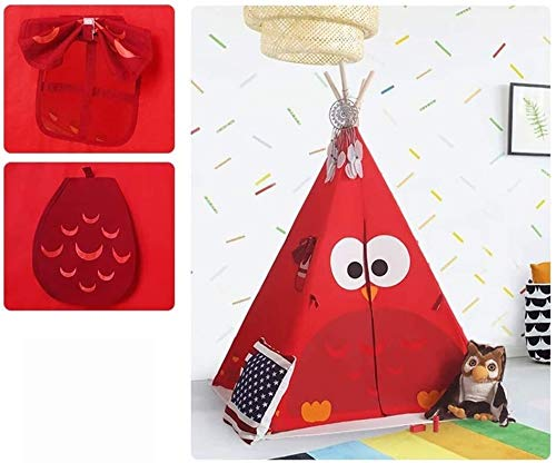 SMLZV Outdoor Tent,Play Tent,Teepee for Kids Indoor and Outdoor Use,Children Play Tents Without Cushion for Children Birthday Gift