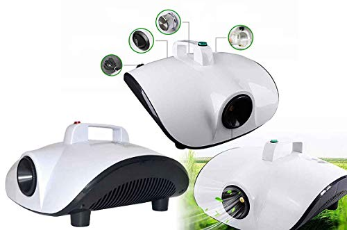 900W Disinfection Fogger - Portable Handheld - For Cars Vehicles Office & Small Indoor Spaces
