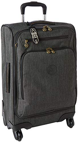 Kipling Youri Spin 55 Luggage 33 L Black Indigo