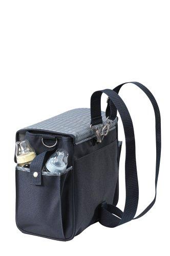Evenflo Comfi Traveler-Medium Diaper Bag - Wedgewood (Discontinued by Manufacturer)