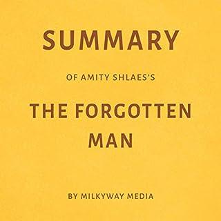 Summary of Amity Shlaes's The Forgotten Man by Milkyway Media audiobook cover art