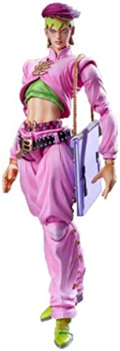 Super Figure JoJo's Bizarre Adventure Part 4  36 Non Scale Pre-Painted PVC Figure  Kishibe Rohan & Heavens Door Second (Hirohiko Araki Specify Farbe)