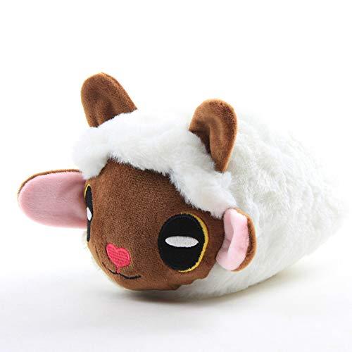 dingtian Juguete de Peluche 20 Cm Anime Wooloo Ovejas