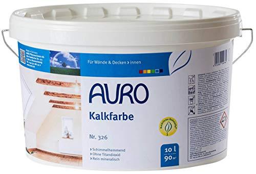 Auro Kalkfarbe Nr. 326, 10 Liter