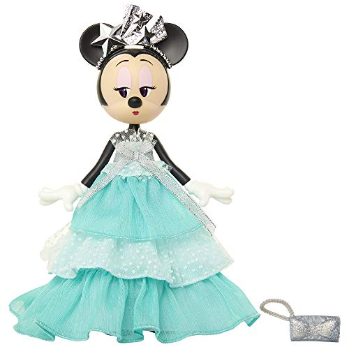 Disney Minnie Mouse Doll Glamour Gala Special Edition Set Now $12.00 (Was $19.99)