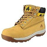 Chaussures montantes de sécurité Amblers Steel FS102 pour femme (36 EUR) (Miel)