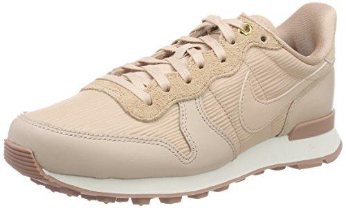 Nike Damen W Internationalist PRM Sneaker, Beige (Particle Beige/Summit White/Particle Pink/Particle Beige 202), 39 EU