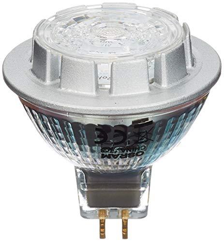 Osram Lámpara LED Reflectora , Casquillo: GU5.3 , Cool White , 4000 K , 7,20 W , Reemplazo por 50 W Reflector Lamp Parathom MR16 [Clase de Eficiencia Energética A+]