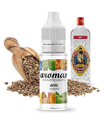 Essenciales - Aroma de Anís concentrado - 10 ml