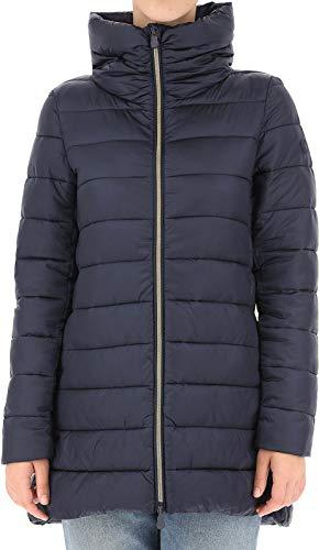 Red de eend vrouw jas blauw zwart D4362W IRIS9 00146