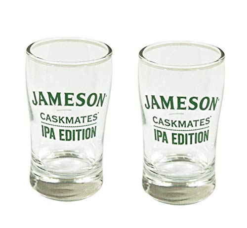 Set of 2 Jameson Whiskey Tasting Glass Snifters