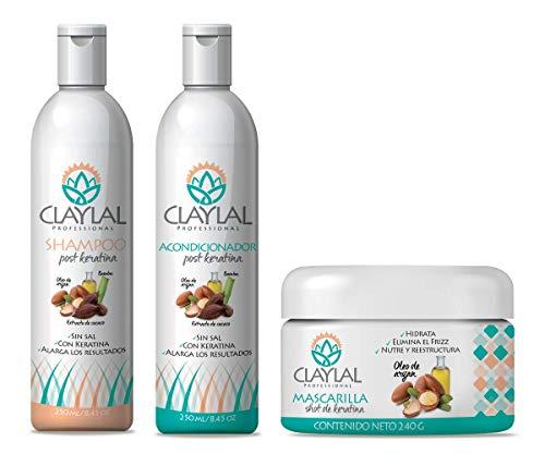 Shampoos Profesionales Shampoo marca Clayla´l Professional