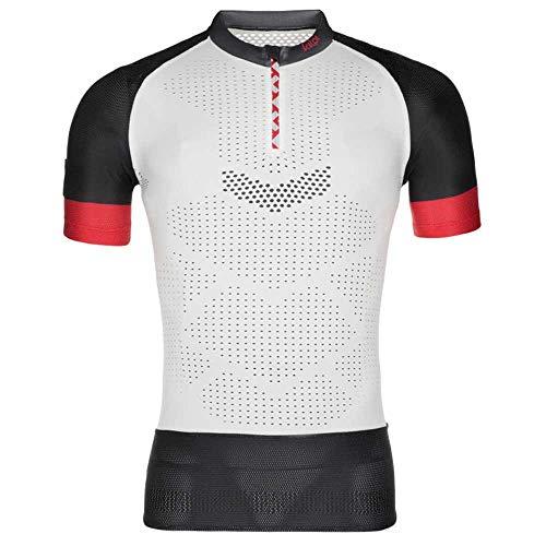 Kilpi 123 Combo-M Technisches T-Shirt, weiß, L