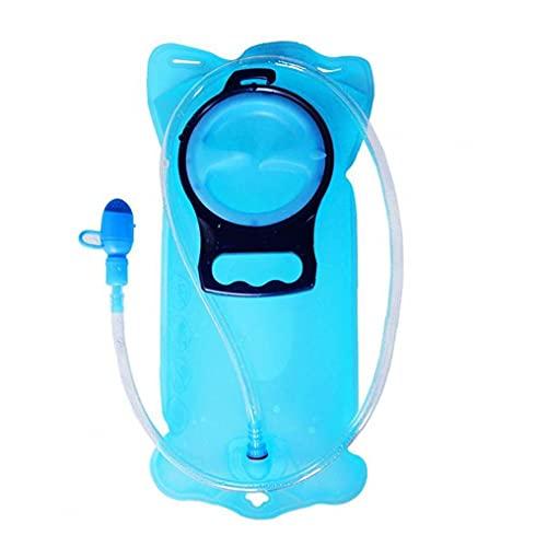 Sustitución Prueba bolsa de almacenamiento de fugas de agua del depósito de almacenamiento de agua de la vejiga bolsa de hidratación de Escalada Bicicleta Escalada Ciclismo Running (2.5l azul)