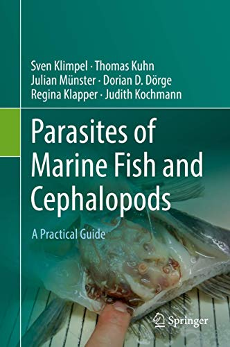 Parasites of Marine Fish and Cephalopods: A Practical Guide