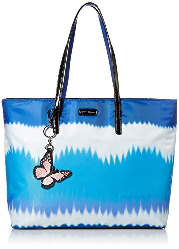 Betsey Johnson Dye for Tote, Blue Multi