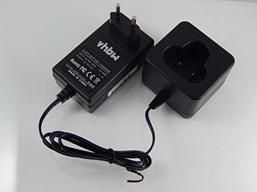 vhbw 220V Netzteil kompatibel mit Makita Baustellenradio DMR103B, DMR105, DMR106, DMR106B, DMR107, DMR108