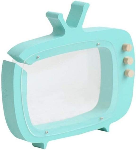 Piggy Bank Money Box Wooden Ban Transparent TV New Large-scale sale mail order Boxes