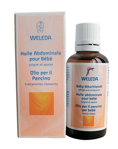 WELEDA Körperöl 1er Set Baby Oil 50.0 ml, Preis/100 ml: 21.33 EUR