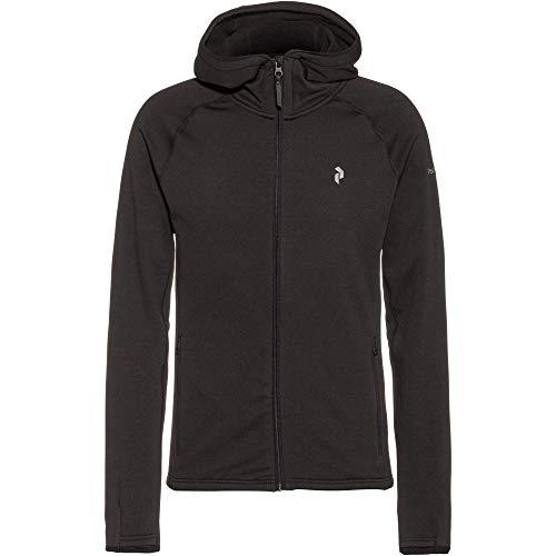 Peak Performance M Chill Light Hooded Jacket Zwart M