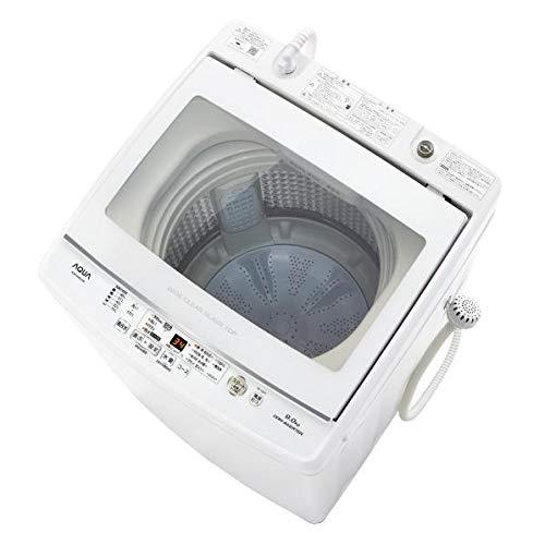 AQW-GV90J-W(ホワイト) 全自動洗濯機 上開き 洗濯9kg