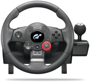 Logitech PlayStation 3 Driving Force GT Racing Wheel