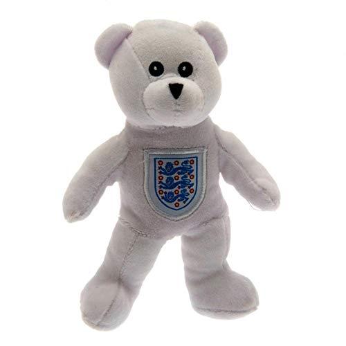 England Beanie Bär - weiß (20cm) - One Size