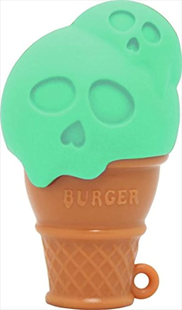 BURGER バーガー ハンディマッサージャー OR33448-PP01(XZ)  MINT GREEN