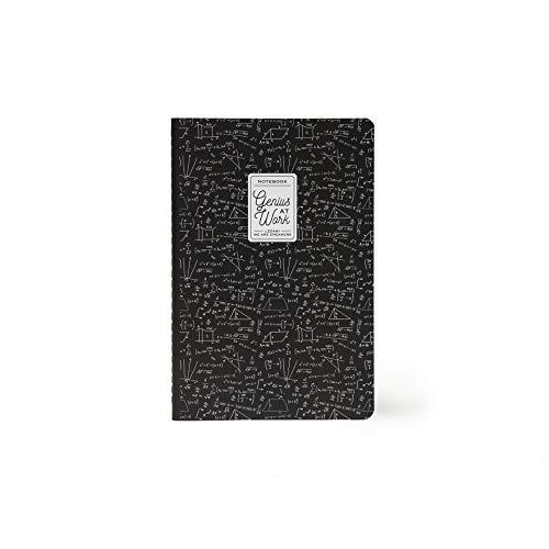 Legami A5NOT0026 - Cuaderno de hojas blancas A5, Math