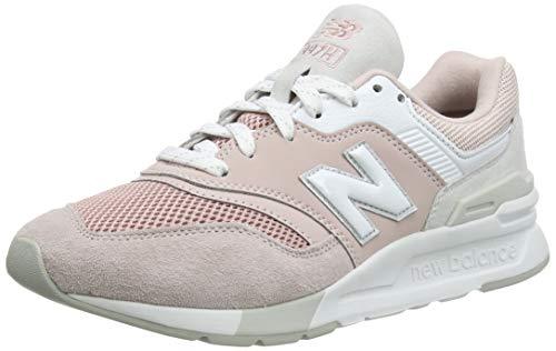 New Balance 997H, Zapatillas Mujer, Rosa Espacial, 44 EU